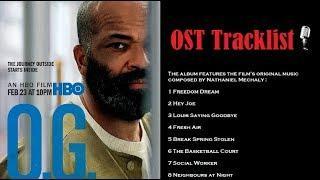 O.G. Soundtrack | OST Tracklist