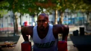 ATHLETE D-REAL - Extreme Sports / Street Workout