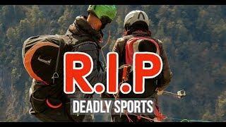 Extreme Sports Fails 2019   Paragliding Accident 2019   Pro Tips   Irem Ozel