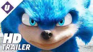 Sonic The Hedgehog (2019) | New Hollywood Upcoming Movies Official Trailers 2019