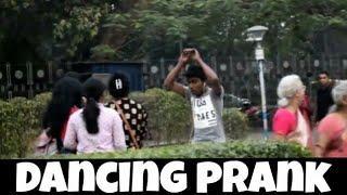 DANCING IN PUBLIC - PRANK || [ MOUZ PRANK ] || FIRST TIME IN KOLKATA | PRANK IN INDIA