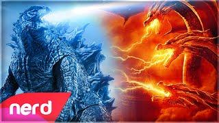 Godzilla: King of the Monsters Song | Long Live The King | #NerdOut [Unofficial Soundtrack]