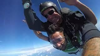 Tandem Skydive| Swophil from Chicago IL