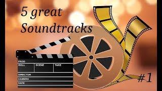 5 great Soundtracks on Piano #1
