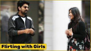 Flirting with Girls - Bluetooth Prank Part #2  | The HunGama Films