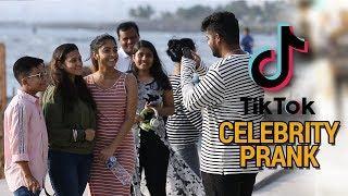 TikTok Celebrity Prank | Raj Khanna - Boss Of Bakchod | Pranks In India | High IQ