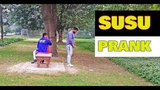 SUSU PRANK | PRANKS IN PAKISTAN | SUPERBOY PRANKS