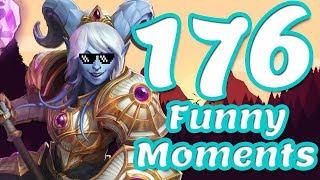 Heroes of the Storm: WP and Funny Moments #176