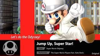 Jump Up, Super Star! (With Lyrics) - Super Smash Bros. Ultimate Soundtrack
