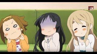 Return my words of praise !   Top funny moments K ON!; けいおん!