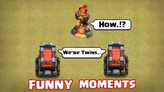 Clash of Clans Funny Moments Montage | COC Glitches, Fails, Wins, and Troll Compilation #26
