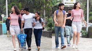 Cute Girl Holding People's Hand Prank Part 2 in Public |Funniest Prank| Pranks in India