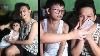 INVISIBLE PRANK sa kapatid ko (Grabe yung reaction HAHAHA)