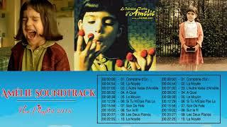 Amélie Poulain Soundtrack Playlist || Amelie Full Soundtrack Full Album 2018