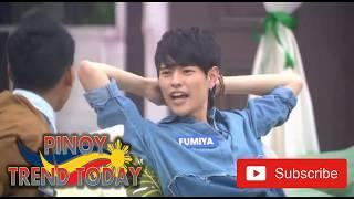PBB OTSO FUMIYA AND YAMYAM FUNNY FIRST ENCOUNTER (JANUARY 8, 2019)
