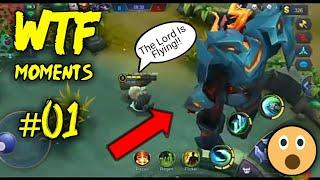 Mobile Legends WTF FUNNY Moments #1