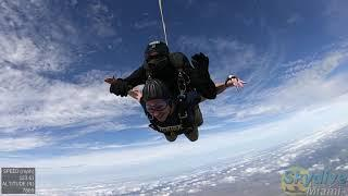 Adam's extreme adventure at Skydive Miami 11 03 2018