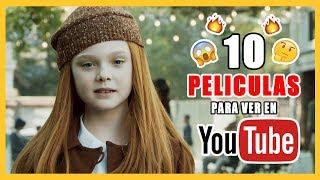 Top 10 Películas para ver en YOUTUBE ???????? (Trailers y links)