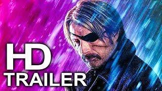 POLAR Trailer NEW (2019) Mads Mikkelsen, Vanessa Hudgens Netflix Action Movie HD