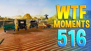 PUBG Daily Funny WTF Moments Highlights Ep 516