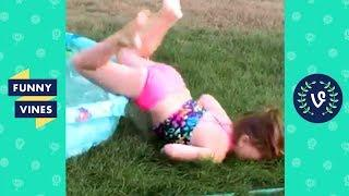 TRY NOT TO LAUGH - Epic KIDS FAILS Vines | Funny Videos March 2019