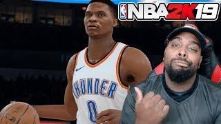 NBA 2K19 FAKE TRAILERS REACTION! EXPOSING THE WANNA BE OFFICIAL TRAILERS AND FAKE NEWS CHANNELS