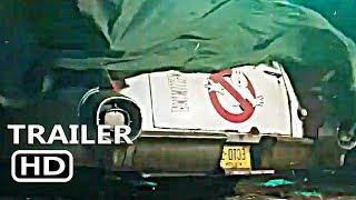 GHOSTBUSTERS 3 Teaser Trailer (2020) Bill Murray