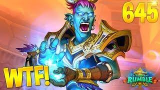 HEARTHSTONE Best Daily FUNNY and WTF Moments 645!