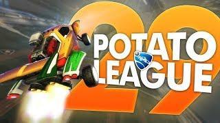 POTATO LEAGUE #29 (GIVEAWAY!) | Rocket League Funny Moments & Fails