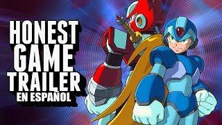 MEGA MAN X (Honest Game Trailers en Español)