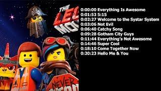 The Lego Movie 2 The Second Part Soundtrack (Full Album)