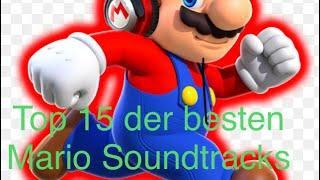 Meine Top 15 Mariogame Soundtracks von 1996-2017