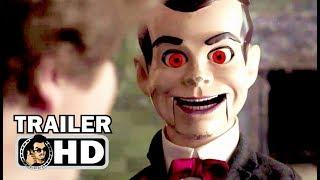 GOOSEBUMPS 2 Trailer #1 (2018) R.L. Stine Horror
