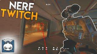 Nerf Twitch - Rainbow Six Siege Funny Moments