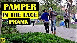 Pamper in the Face Prank - LahoriFied (Part 1)