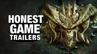 DIABLO 3 (Honest Game Trailers)
