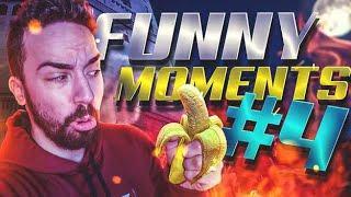 CS:GO FUNNY MOMENTS & HIGHLIGHTS #4