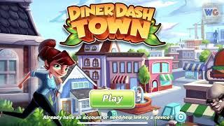 Diner Dash Town ( Diner Dash Adventures ) Soundtrack - Ost ( Greasy Spoon - Music Level )