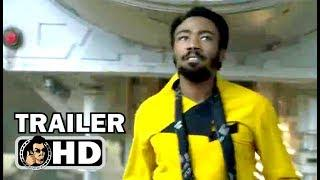 """HAN SOLO: A STAR WARS STORY """"Ride"""" Extended TV Spot Trailer NEW (2018) Sci-Fi Movie HD"""