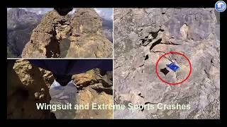 Wingsuit and Extreme Sports Crashes