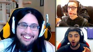 Dyrus's DARKEST SECRET Leaked | Imaqtpie Reacts to Hai | Shiphtur | Yassuo | LoL Funny Moments