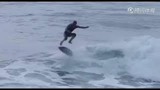 Awesome! Extreme sports!