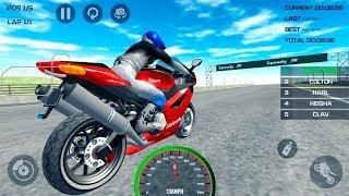 Heavy Bike Racing 2018 : Extreme Sports Moto Race - Gameplay Android game