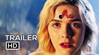 CHILLING ADVENTURES OF SABRINA Official Trailer #2 (2018) Netflix Horror Series HD