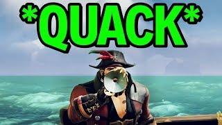 Sea of Trolls Part 3 - Sea of Thieves Funny Moments and Fails
