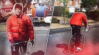 THE EXTREME BIKE CHALLENGE! (Steep hill, high heat & many clothes)