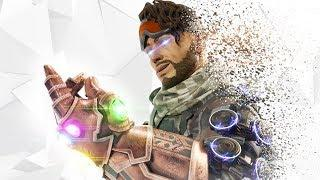 BECOME A SUPERHERO IN APEX!!  Best Apex Legends Funny Moments and Gameplay - Ep. 77