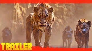 El Rey León (2019) Disney Nuevo Tráiler Oficial #2 Español
