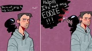 Funny Venom Comics: HALLOWEEN