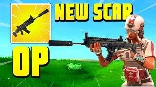 *New* Suppressed Assault Rifle Best Plays ! Fortnite Op & Funny Moments